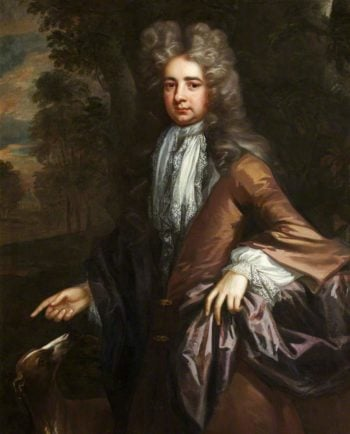 John Scrope Recorder of Bristol | Sir Godfrey Kneller | oil painting