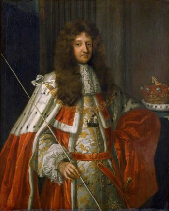 Laurence Hyde Earl of Rochester | Sir Godfrey Kneller | oil painting