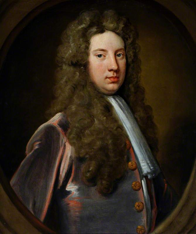 Lord James Cavendish | Sir Godfrey Kneller | oil painting