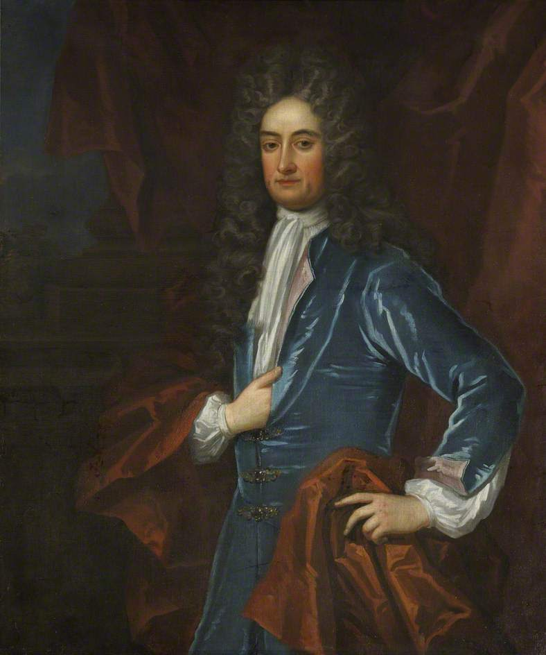 Portrait of a Gentleman | Sir Godfrey Kneller | oil painting