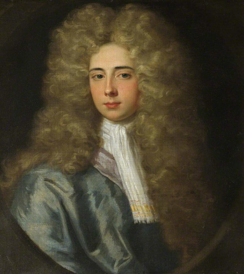 Portrait of a Gentleman I | Sir Godfrey Kneller | oil painting