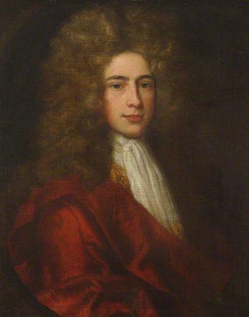Portrait of a Gentleman II | Sir Godfrey Kneller | oil painting
