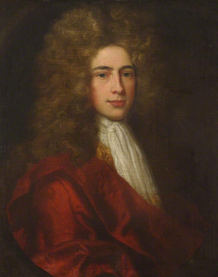 Portrait of a Gentleman II | Sir Godfrey Kneller | oil painting