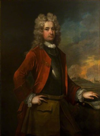 Portrait of a Nobleman | Sir Godfrey Kneller | oil painting
