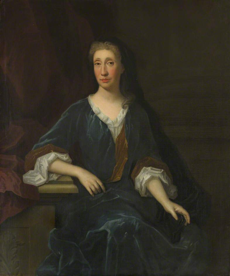Portrait of an Older Lady | Sir Godfrey Kneller | oil painting