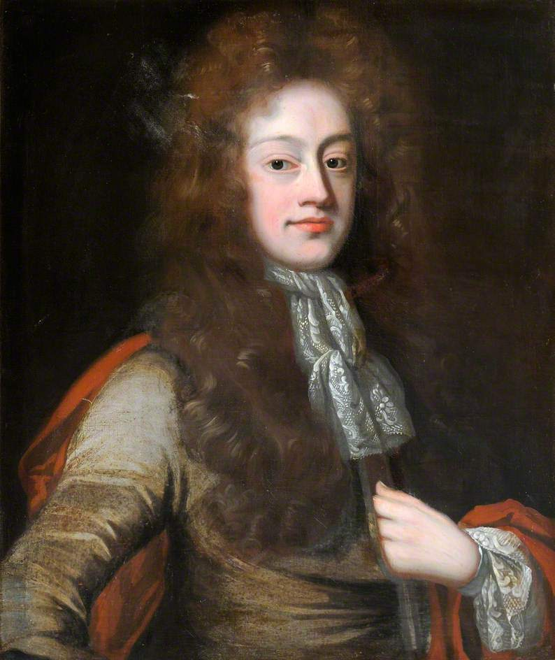Portrait of an Unknown Gentleman | Sir Godfrey Kneller | oil painting