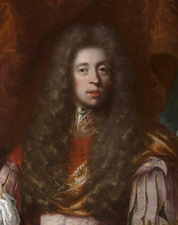 Richard Maitland 4th Earl of Lauderdale | Sir Godfrey Kneller | oil painting