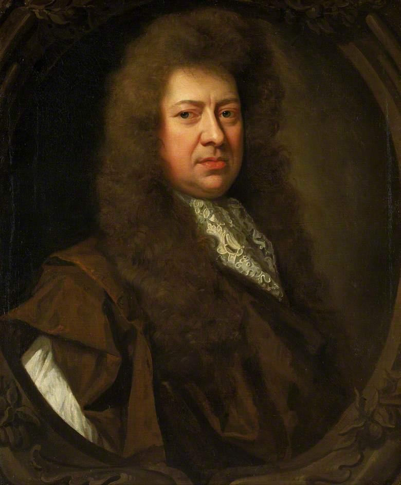 Samuel Pepys | Sir Godfrey Kneller | oil painting