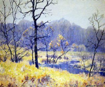 Misty Morning | Maurice Braun | oil painting