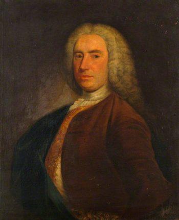 Sir Philip Meadows | Sir Godfrey Kneller | oil painting