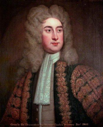 Sir Thomas Hanmer | Sir Godfrey Kneller | oil painting