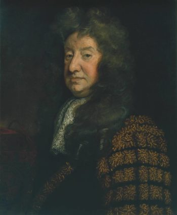 The First Marquess of Tweeddale | Sir Godfrey Kneller | oil painting