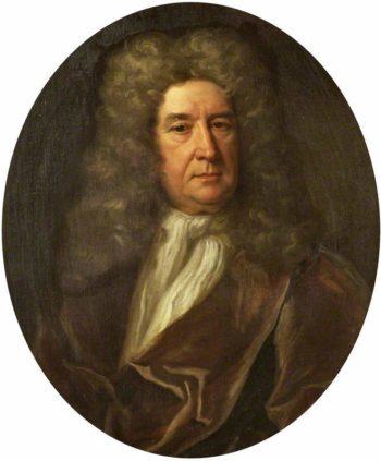Thomas Colston Aged 76 | Sir Godfrey Kneller | oil painting