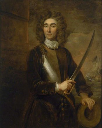 Vice Admiral John Benbow | Sir Godfrey Kneller | oil painting