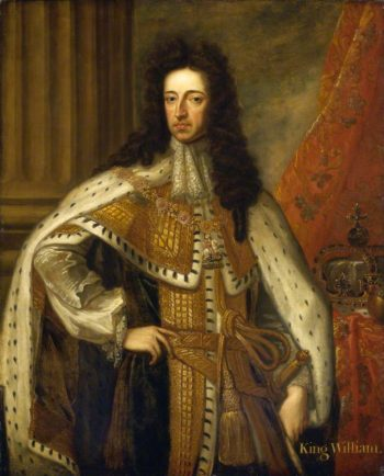 William III | Sir Godfrey Kneller | oil painting