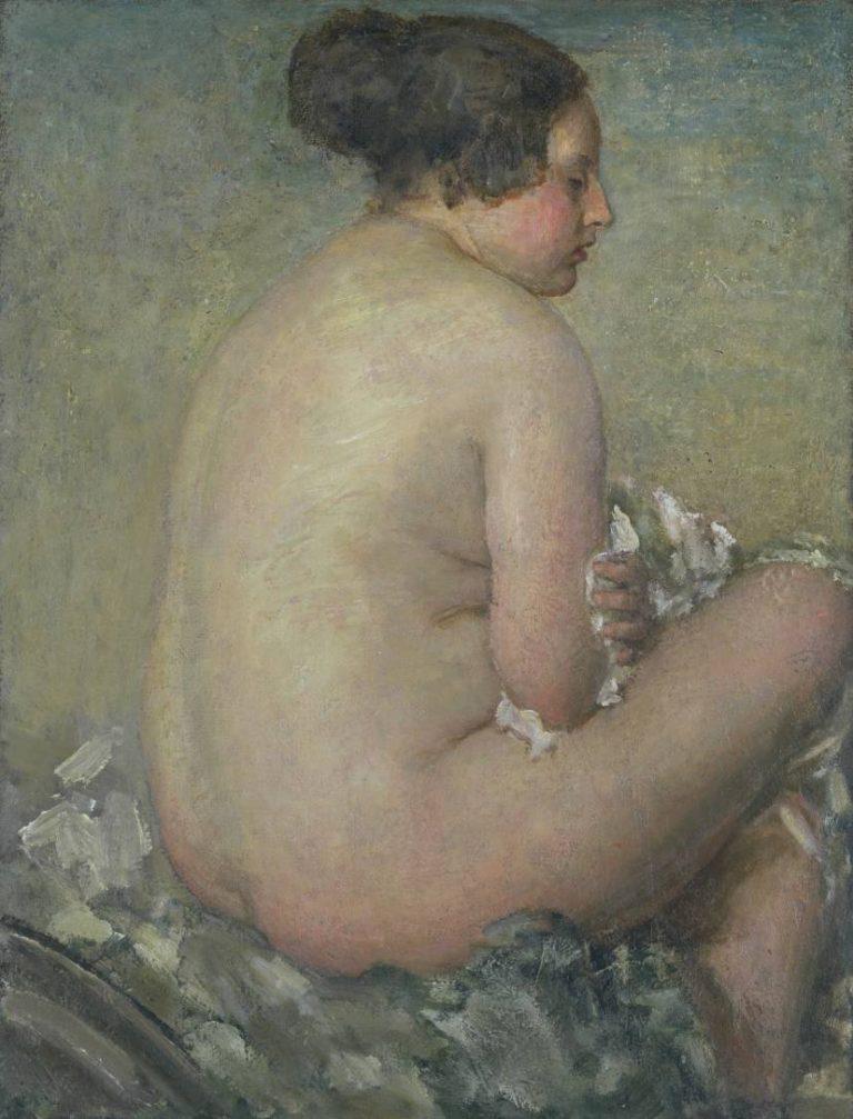Bathsheba | Philip Wilson Steer | oil painting