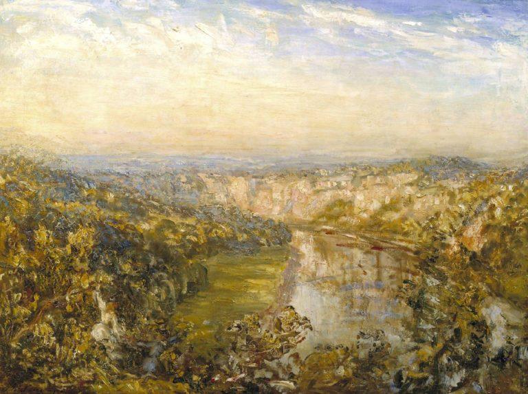 Nutting | Philip Wilson Steer | oil painting