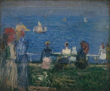 Southwold | Philip Wilson Steer | oil painting