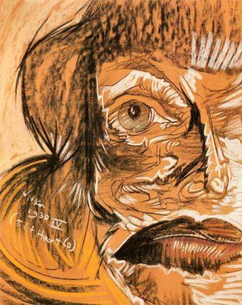Portrait of Zofia Krzeptowska | Stanislaw Ignacy Witkiewicz | oil painting