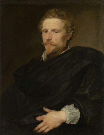 Johannes Baptista Franck (ca. 1599-1663). ca. 1621 | Anthony van Dyck | oil painting