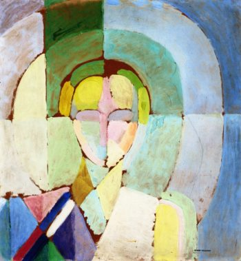 Madame Heim | Robert Delaunay | oil painting