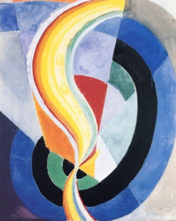 Propeller | Robert Delaunay | oil painting
