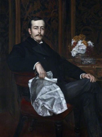 Sir Francis Layland Barratt | Valentine Cameron Prinsep | oil painting