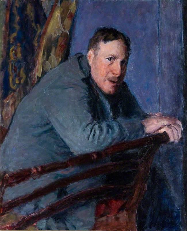 Alden Brooks | Roderic OConnor | oil painting