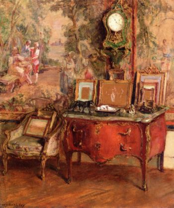 La Commode I | Walter Gay | oil painting