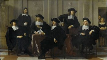 The Regents of the Spinhuis and New Work House
