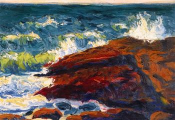 Seascape | Roderic OConnor | oil painting