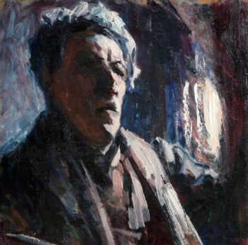 Self Portrait | Roderic OConnor | oil painting