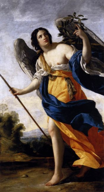 Allegory of Virtue | Simon Vouet | oil painting