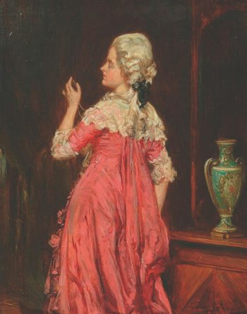 Untitled | Talbot Hughes | oil painting