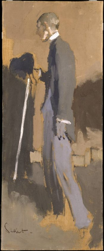 Aubrey Beardsley | Walter Richard Sickert | oil painting