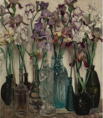 Rum Row | Frederick Judd Waugh | oil painting
