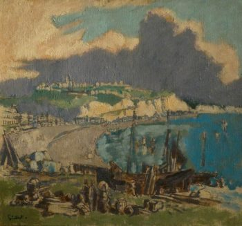 Dover Kent | Walter Richard Sickert | oil painting