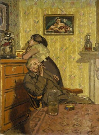 Ennui I | Walter Richard Sickert | oil painting