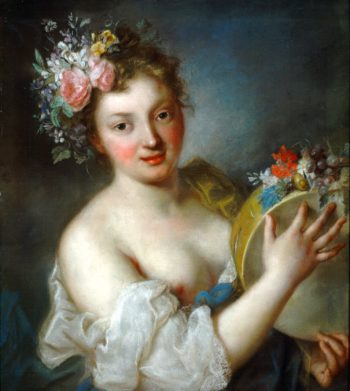 Allegory of Music | Rosalba Carriera | oil painting