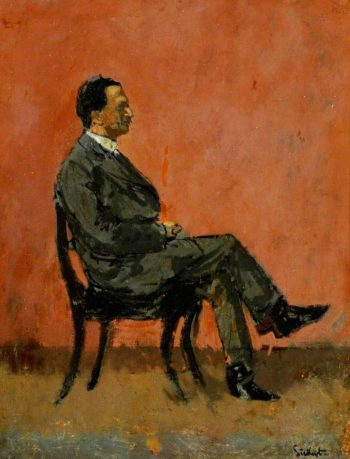 Fred Winter | Walter Richard Sickert | oil painting