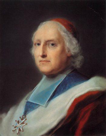 Cardinal Melchior de Polignac | Rosalba Carriera | oil painting