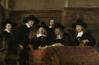 The Wardens of the Amsterdam Drapers' Guild