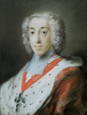 Elector Clemens Augustus of Cologne | Rosalba Carriera | oil painting