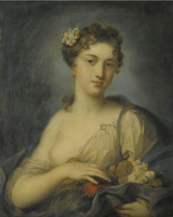 Four Seasons 02 | Rosalba Carriera | oil painting