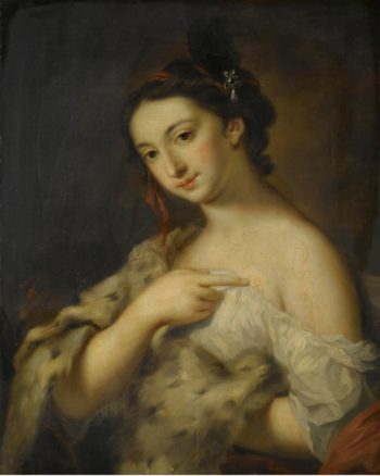 Four Seasons 04 | Rosalba Carriera | oil painting