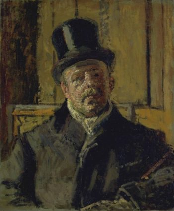 Jacques Emile Blanche | Walter Richard Sickert | oil painting