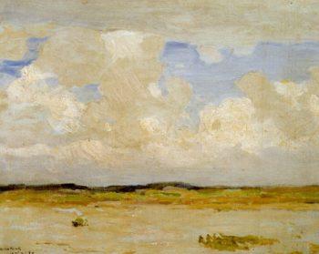 Montauk | William Langson Lathrop | oil painting