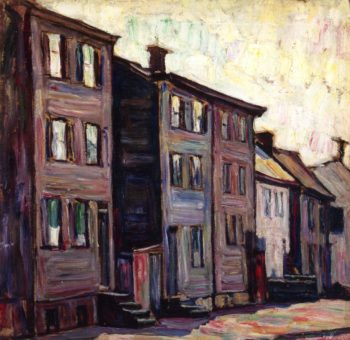 Camden | Abraham A Manievich | oil painting