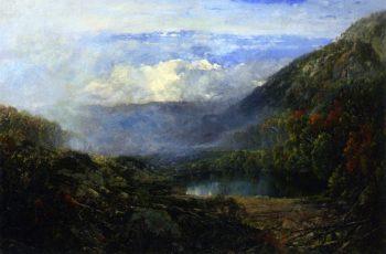 Autumn Morning | William Louis Sonntag | oil painting