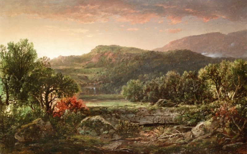 Cumberland Gap | William Louis Sonntag | oil painting